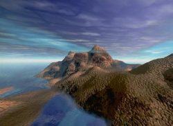 Рельефы, Геологические карты